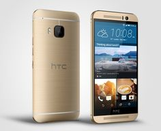 """HTC One M9"" Not in this color, but I really like the phone."
