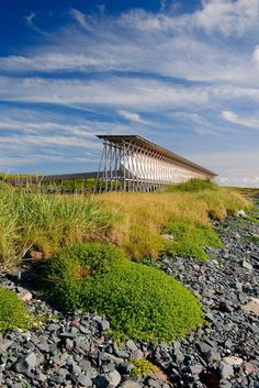 Steilneset memorial, Vardø, Norway by Peter Zumthor and Louise Bourgeois