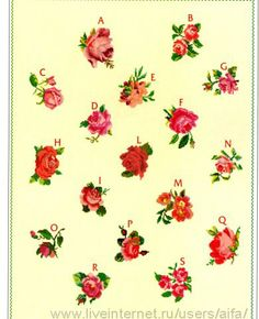 aifa (390x480, 64Kb) Cross Stitch Rose, Cross Stitch Flowers, Rubrics, Arts And Crafts, Embroidery, Needlepoint, Patterns, Gallery, Beauty
