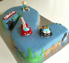 Heroes of the city cake, boy birthdaycake City Cake, Paw Patrol Cake, Best Chocolate Cake, Homemade Cakes, Birthday Parties, Baking, Cars, Desserts, Food