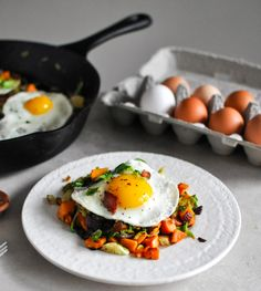 Brussels Sprouts Breakfast Hash | 35 Of The Best Recipes We Made In 2015