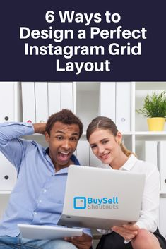 6 Ways to Design a Perfect Instagram Grid Layout Social Media Icons, Social Media Tips, Social Media Marketing, Content Marketing, Marketing Tools, Affiliate Marketing, Instagram Grid, Instagram Tips, Business Tips
