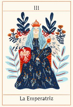 The origins of the Tarot are surrounded with myth and lore. The Tarot has been thought to come from places like India, Egypt, China and Morocco. Others say the Tarot was brought to us fr Mystic Girls, Tarot Tattoo, Tarot Major Arcana, Oracle Tarot, Art Graphique, Tarot Decks, Graphic Illustration, Creations, Artwork