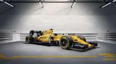 Renault presenta el diseño definitivo del RS16  #F1 #Formula1 #AusGP