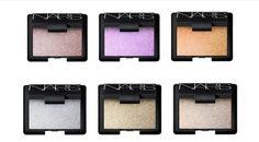 Feirinha Chic : NARS Hardwired Eyeshadows - 6 sombras super brilha...