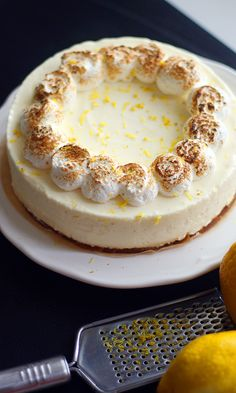 Images and videos of meringue Food N, Food And Drink, Cake & Co, Piece Of Cakes, Favim, Mini Cakes, Shower Cakes, Cheesecakes, Food To Make