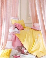 pink and yellow - cute