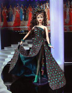 Miss Turkmenistan 2012