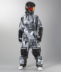 Snowmobil Overall