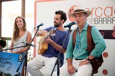 Presentación del concierto Soto&Family #MercadoLonjadelBarranco #MercadoSevilla #Sevilla #concierto #SotoandFamily