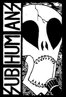 Subhumans 'Skull' Patch