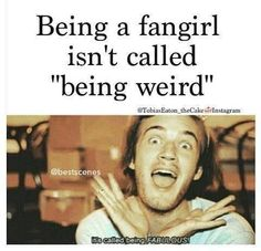 So true I'm a fangirl and I'm not afraid to say it! Book Nerd Problems, Fangirl Problems, Markiplier, Book Memes, Book Quotes, Jorge Ben, Fandom Memes, Book Fandoms, I Love Books