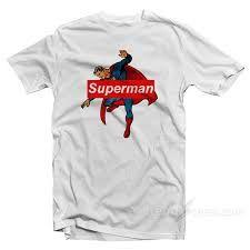 Image result for superman shirt