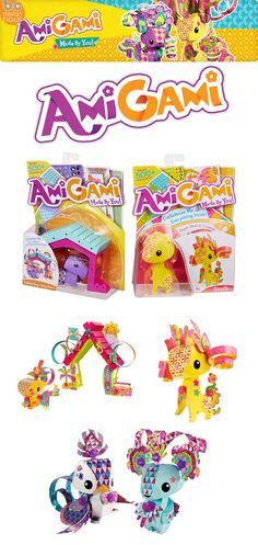 AmiGami Brand & Logo Design