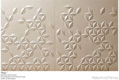 Leather Wall, Leather Craft, Pattern Texture, 3d Pattern, Wall Finishes, Square Photos, 3d Wall, Wall Art, Wall Treatments