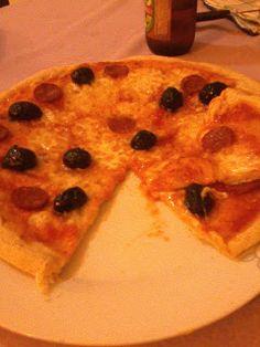 Tante Buone Ricette: Pizza con farina integrale