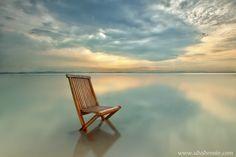lonely chair by Uda Dennie, via 500px