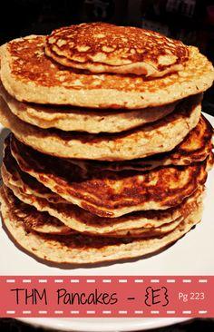 THM Pancakes  (E)