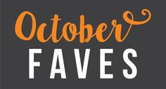 one house, 2 barns: October faves
