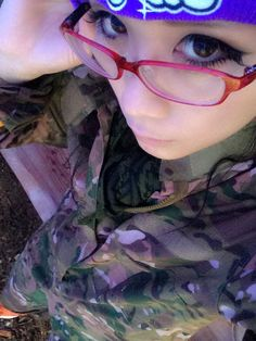 北見えり(@eri_kitami)さん | Twitter Airsoft, Cat Eye, Eyes, Glasses, Twitter, Girls, Little Girls, Daughters, Eyeglasses