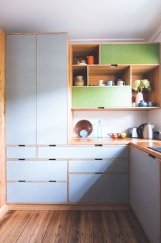 Koski Decor shines in Kitchen | Maxi Plywood