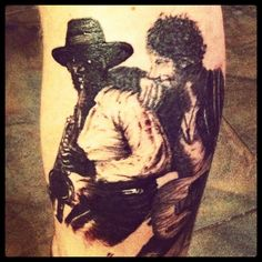 What an awesome tattoo! ;)