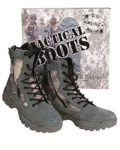Tactical Boots Two Zipper at-digital 6 UK / 40 EU,at-digital - http://on-line-kaufen.de/mil-tec/at-digital-tactical-boots-two-zipper-at-digital-5
