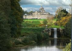 Castle Howard, North Yorkshire - photo by John Robinson