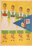 vintage jello ads — Yandex.Images – totallymystified.  1954 ad for Chivers Jellies.  Found at.  1930