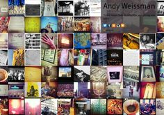 Andy Weissman's page on about.me – http://about.me/aweissman