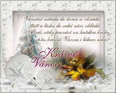 Vánoční přání - Obrázková přání Christmas And New Year, Merry Christmas, Xmas Cards, Christmas Decorations, Frame, Weaving, Merry Little Christmas, Christmas E Cards, Picture Frame
