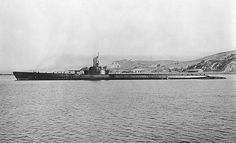 USS Tang (SS-306), off Mare Island Navy Yard, December 1943