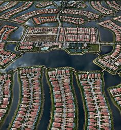 Edward Burtynsky3 640x690 Aerial Photography by Edward Burtynsky