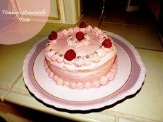 Himbeer-Stracciatella-Torte [18 cm] Cake, Desserts, Food, Small Cake, Raspberries, Recipies, Tailgate Desserts, Deserts, Kuchen