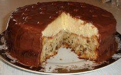 Тортик «Эскимо» оооочееень нежный на вкус!