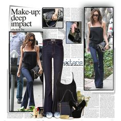 victoria beckham, created by licethfashion on Polyvore