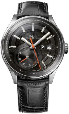 Ball Watch Company For BMW Power Reserve #bezel-fixed #bracelet-strap-crocodile #brand-ball-watch-company #case-depth-12-64mm #case-material-steel #case-width-42mm #cosc-yes #date-yes #delivery-timescale-7-14-days #dial-colour-black #gender-mens #luxury #movement-automatic #official-stockist-for-ball-watch-company-watches #packaging-ball-watch-company-watch-packaging #power-reserve-yes #subcat-ball-for-bmw #supplier-model-no-pm3010c-lcfj-bk…