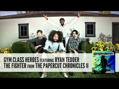 Gym Class Heroes again singin The Fighter. Talk about a great motivational song!