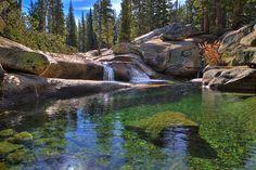 Tuolumne Meadows, Yosemite, CA.no joke I've swam in that pool of water! Yosemite National Park, National Parks, Places To Travel, Places To See, California Camping, Yosemite California, California Destinations, Tuolumne Meadows, John Muir Trail