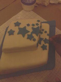 BlueStary Cake