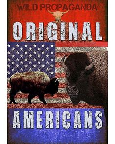 Artwork by Rob Whitehair @wildpropaganda  It's #worldwildlifeday and today I am thinking of America's national animal the American Bison better know as Buffalo.  This past week Yellowstone NP and the state of Montana sent hundreds of Buffalo to slaughter with hundreds more to follow in the coming weeks. They do this because the fate of Buffalo today is controlled by the Montana Department of Livestock. Yes wild Buffalo America's national animal living in America's first national park are…