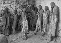 L'expedició del IEC el 1907 i la descoberta del Davallament Romans, Painting, Terrains, Conservation, Art, Art Background, Painting Art, Kunst, Paintings