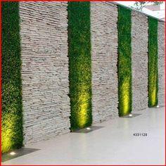 Vertical Garden Design, Fence Design, Vertical Gardens, Yard Design, Backyard Patio Designs, Backyard Landscaping, Garden Wall Designs, Modern Landscaping, Design Exterior
