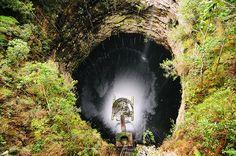 Furnas Formation - The State Park of Vila Velha (Paraná) - Brazil