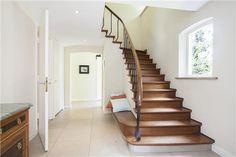 #stairs #wood #white #vintage #1900
