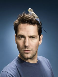 Paul Rudd is for the birds