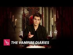 The Vampire Diaries - My Dinner Date with...Paul Wesley - YouTube