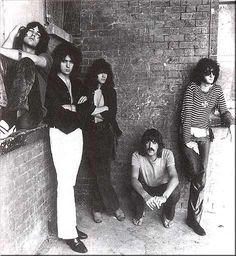 Deep Purple - Hanwell Community Centre 16th June 1969 First photo session for Mark II.