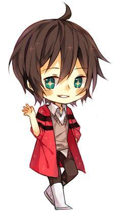 sparkle chibi: Meeluf 2/2 by ruuto-kun.deviantart.com on @deviantART