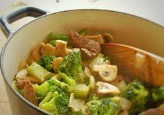 C'est ma recette préférée dans les restaurants chinois. On en mange souvent également dans plusieurs régions de la Chine. Les ingrédients de la sauce sont adaptés selon les cultures locales: …